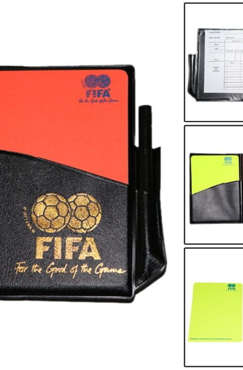 Domarkort Rött / Gult (FIFA)