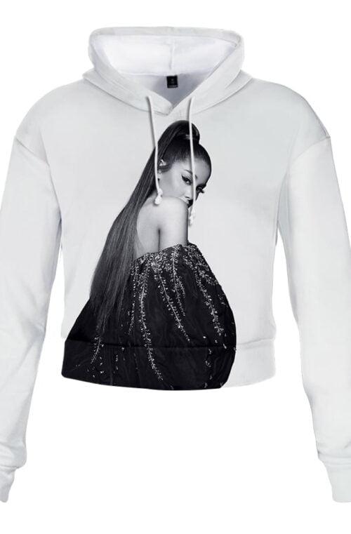 Ariana Grande 3D Hoodie