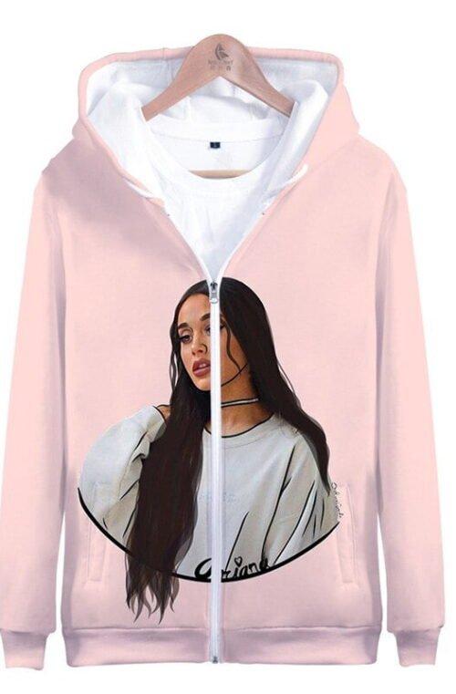 Ariana Grande 3D Hoodie (XXS-M)