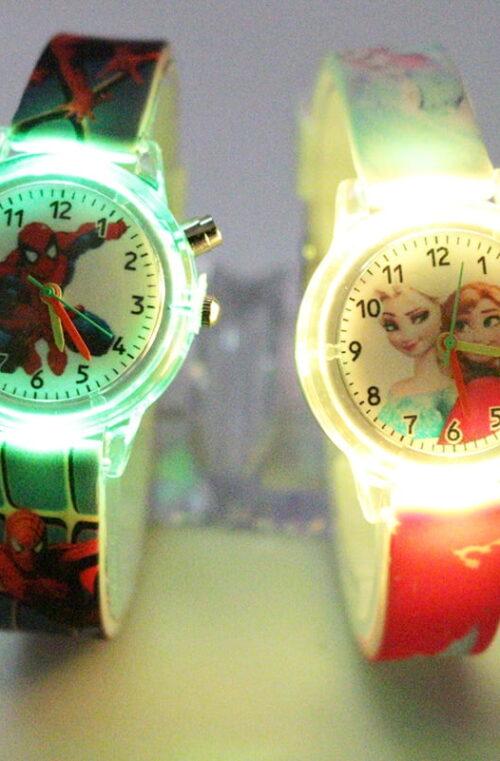 Disney Frozen Klockor för Barn