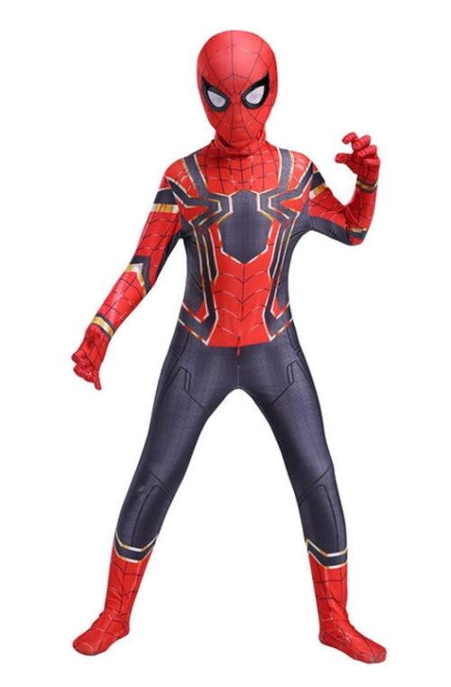 Spindelmannen Dräkt