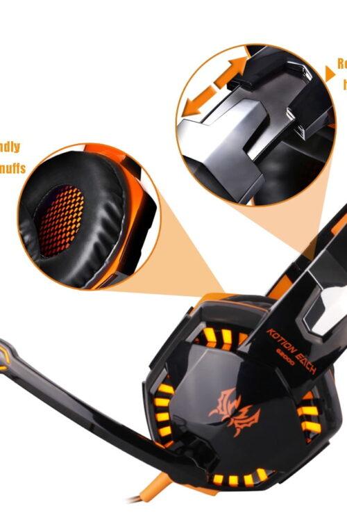 On-Ear Gaming Hörlurar
