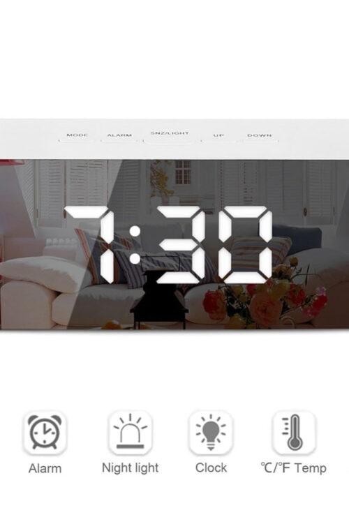 Alarmklocka (LED)