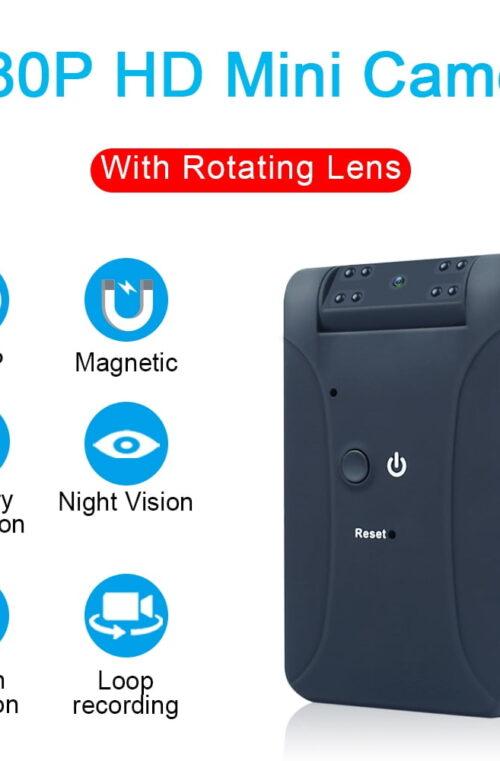 HD Kamera med Rörelsesensor
