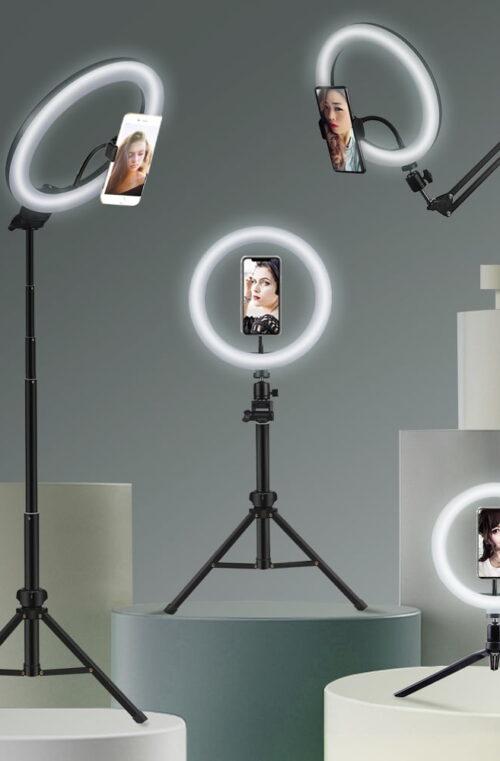 Selfie Ring LED Lampa