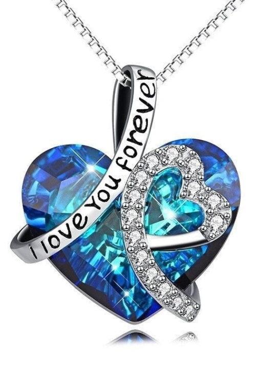 'I Love You Forever' Halsband