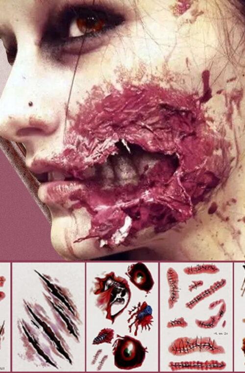 Zombie Tatuering