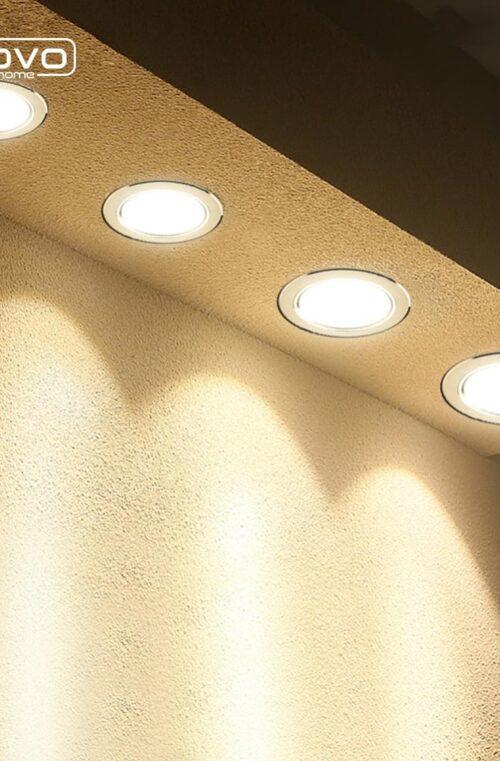 LED Infällbar Spotlight