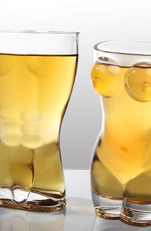 Ölglas (Kroppsformat)