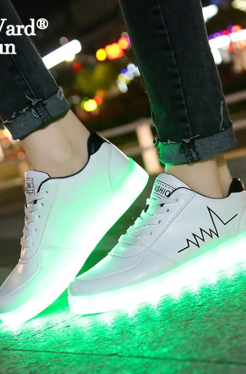 LED Sneakers Storlek 41-44