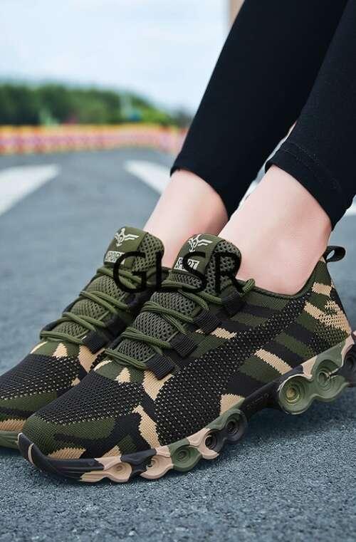 Sneakers Dam (Kamouflage)