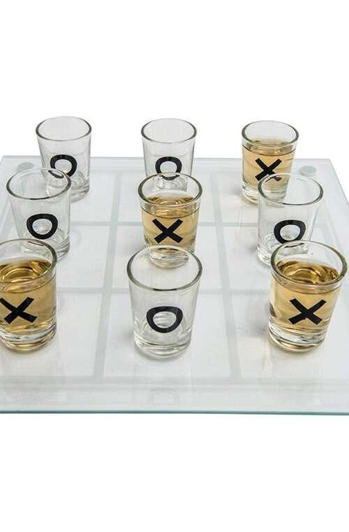 Drickspel (Tre i Rad)