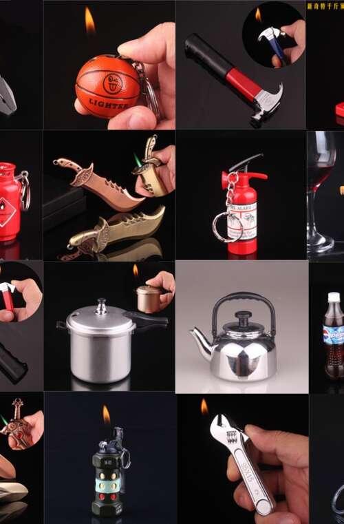 Kreativa Tändare