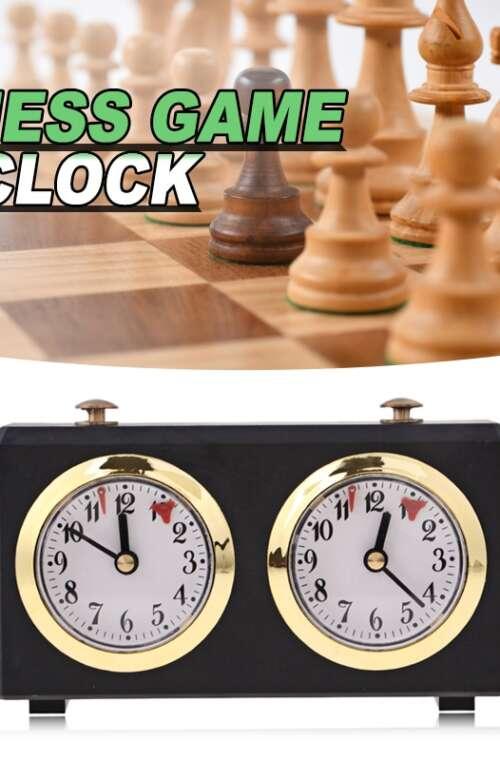 Schackklocka (Analog)
