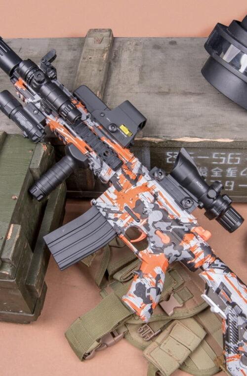 M416 Elektriskt Automatvapen
