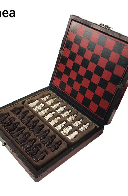 Antikt Schackspel