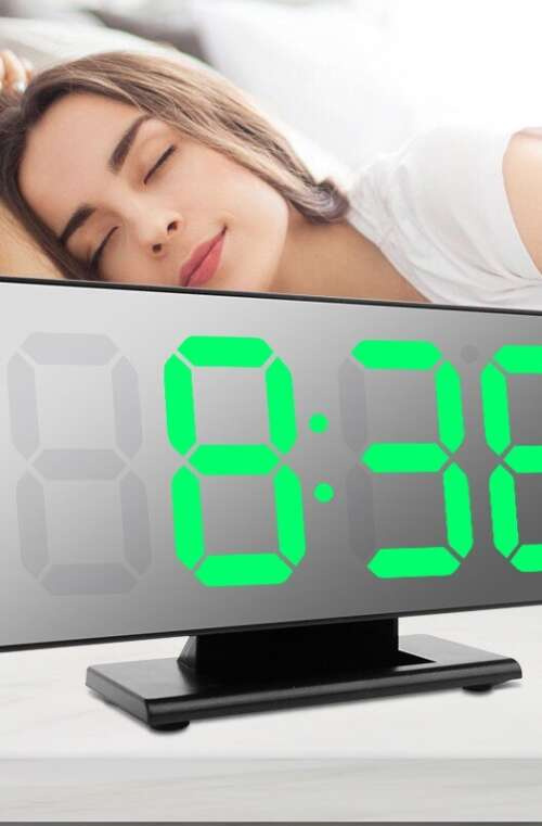 LED Väckarklocka