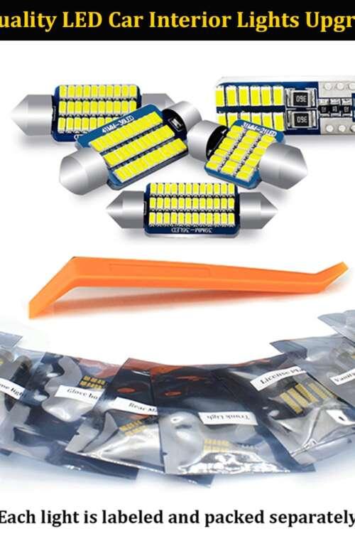 Volvo Innerbelysning (LED)
