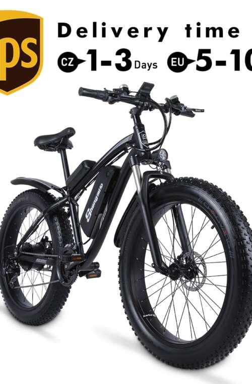 El-mountainbike 1000W