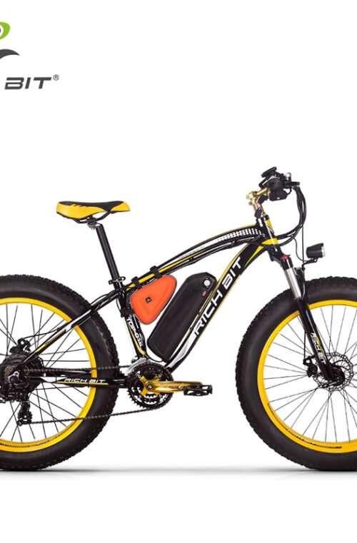 El-mountainbike (1000W)