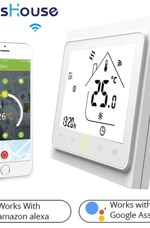 Smart Termostat (Wi-Fi)