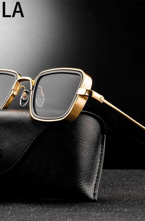 KAJILA Vintage Solglasögon Herr