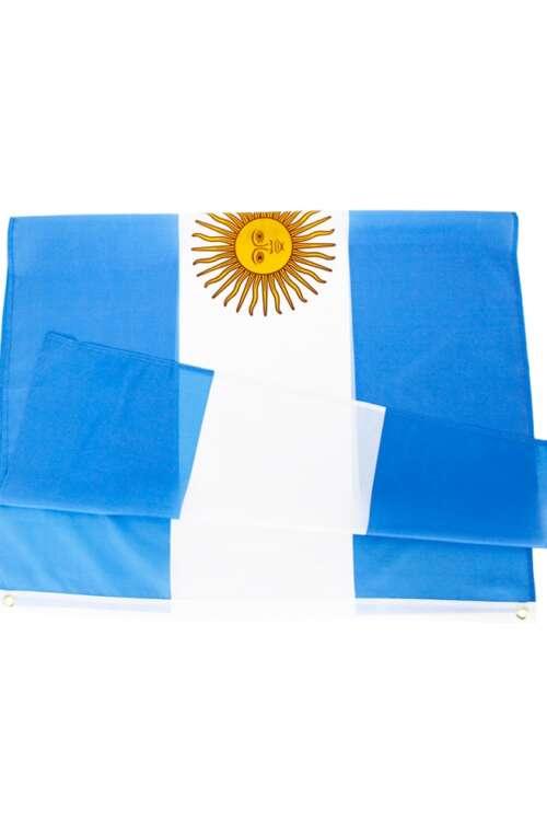 Argentinas Flagga (90cm x 150cm)
