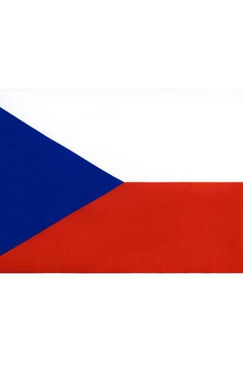 Tjeckiens Flagga (90cm x 150cm)