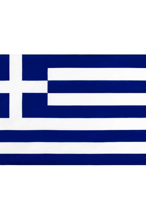 Greklands Flagga (90cm x 150cm)