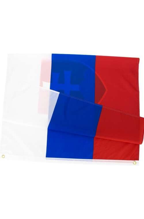 Slovakiens Flagga (90cm x 150cm)